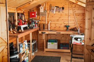 Set Up A Woodworking Shop for Under $1000